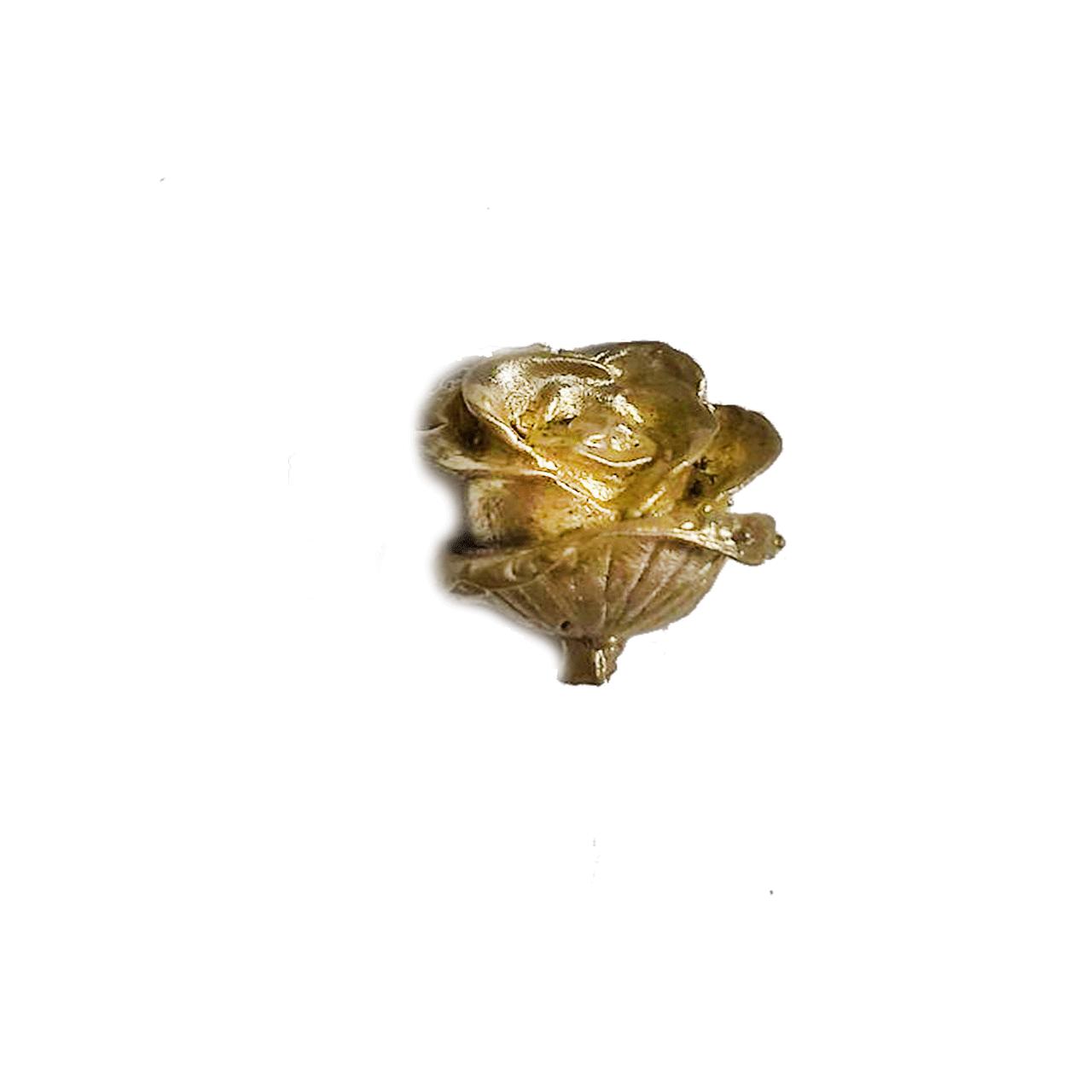 گل رز مومی